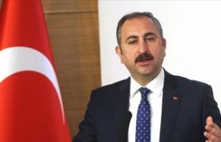 Adalet Bakanı Gül: Strateji belgemiz önceliklerimizi...
