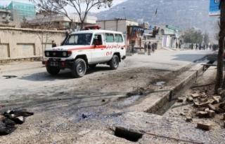 Afganistan'da bombalı saldırı: 3 ölü, 20...