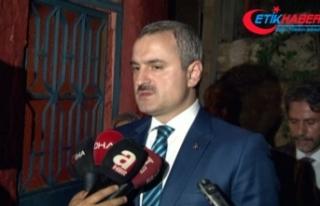 AK Parti İstanbul İl Başkanı Şenocak'tan seçimlerin...