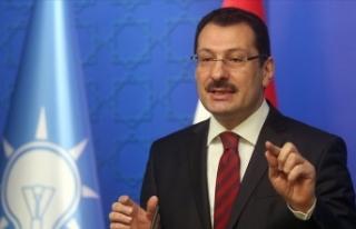 AK Parti Genel Başkan Yardımcısı Yavuz: Raydan...