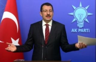 AK Parti Genel Başkan Yardımcısı Yavuz: Tüm iddialarımız...