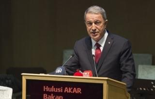 Akar: Türkiye, oldubittilere müsaade etmemeye kararlıdır