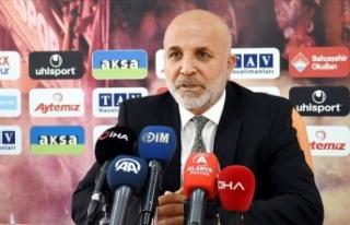Alanyaspor Kulübü Başkanı Çavuşoğlu: Futbolcular...