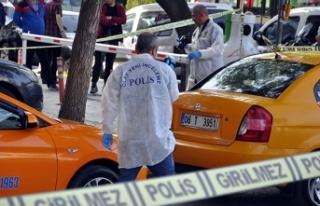 Ankara'da taksicilerin silahlı kavgası: 1 yaralı