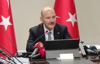 Bakan Soylu: Emniyet görevlilerine 3 yılda 84 bin...