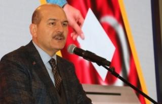 Bakan Soylu: Hileleri YSK'nın gerekçeli kararı...
