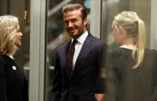 Beckham'a 6 ay araç kullanma yasağı