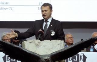 Beşiktaş Kulübü Başkanı Orman: Son 1-2 senede...