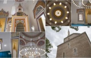 'Bosna'nın İncisi' Alaca Cami yarın...