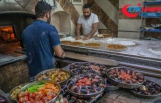 Bu kentte iftar yemekleri ocakta değil fırında...