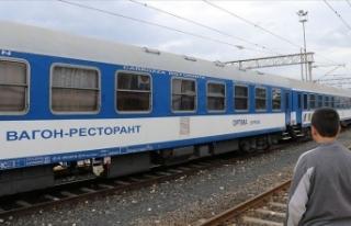 Bulgaristan'dan Edirne'ye tren seferleri...