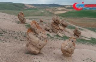 Bunlar nasıl kaya böyle ?