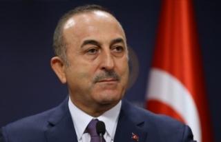 Çavuşoğlu'ndan BM daimi üyeleri ve AB dışişleri...