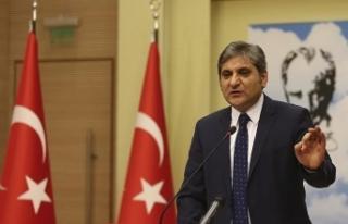 CHP Genel Başkan Yardımcısı Erdoğdu'dan...