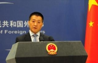 Çin ABD'yi 'Tek Çin' ilkesine bağlı...