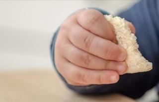 Çocukluk çağı besin alerjilerinin görülme oranı...