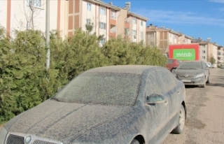 'Çöl tozu hafta boyunca etkisini sürdürecek'