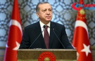 Cumhurbaşkanı Erdoğan: Bizim kızıl elmamız da...