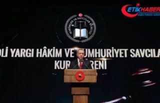 Cumhurbaşkanı Erdoğan: Türkiye'nin bir daha...