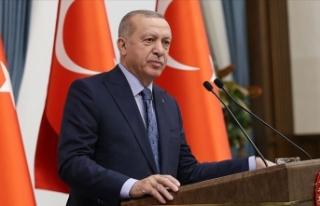 Cumhurbaşkanı Erdoğan'dan 'Pençe Operasyonu'...