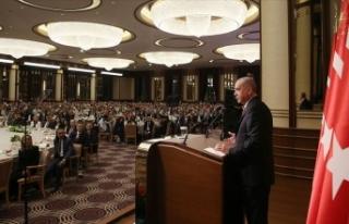 Cumhurbaşkanı Erdoğan: Eğitim konusunda meseleyi...