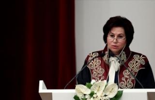 Danıştay Başkanı Güngör: Yargı ve yargıçlar...