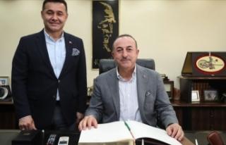 Dışişleri Bakanı Çavuşoğlu: Bu sene turist...