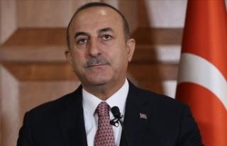 Çavuşoğlu: Suriye'de Anayasa Komitesi konusunda...