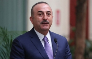 Çavuşoğlu: A Milli Futbol Takımı'nın gördüğü...