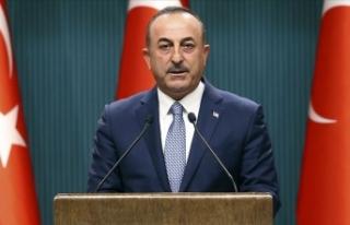 Dışişleri Bakanı Çavuşoğlu: S-400'de erteleme...