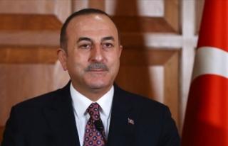 Dışişleri Bakanı Çavuşoğlu: Türkiye, KKTC...
