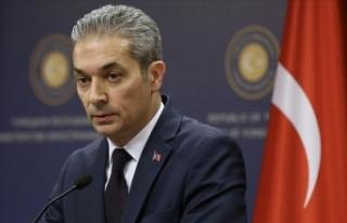 Dışişleri Bakanlığından Fransa'daki 'Türk...