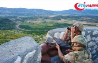 Diyarbakır'da PKK'lı 2 kadın terörist...