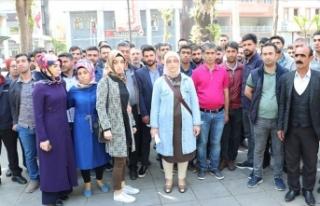 Diyarbakır'da Sur Belediyesi 145 işçiyi işten...