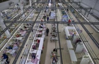Dünyada en düşük ücret alan tekstil işçileri...