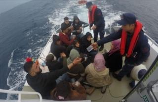 Düzensiz göçle mücadele önlemleri olumlu sonuç...