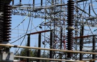 Elektrik üretiminde yerli kaynakların payı yüzde...