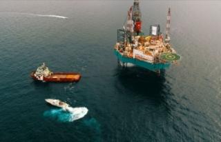 Enerji ve Tabii Kaynaklar Bakanlığından Doğu Akdeniz...