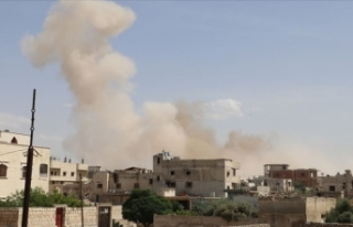 Esed rejiminin hava saldırılarında 5 sivil daha...