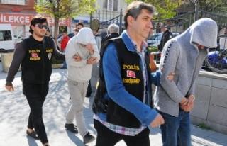Eskişehir merkezli 3 ilde fuhuş operasyonu: 11 gözaltı