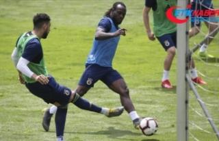 Fenerbahçe, Erzurumspor maçı hazırlıklarını...