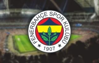Fenerbahçe'den Abdullah Avcı açıklaması