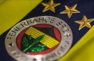 Fenerbahçe'den Servet Yardımcı'ya kutlama