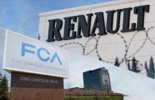 Fiat Chrysler'den Renault'a birleşme teklifi