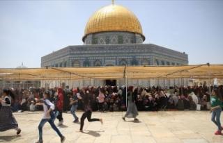 Filistin'e tahsis edilen hibenin son bölümü...