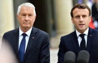 Fransa Cumhurbaşkanı Macron: Rusya'nın Avrupa...