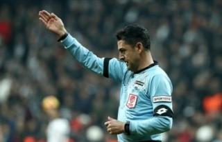 Galatasaray-Beşiktaş derbisini Bülent Yıldırım...