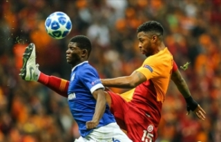 Galatasaray'da hedef Şampiyonlar Ligi'nde...