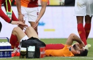 Galatasaray'dan Emre Akbaba'nın sağlık...