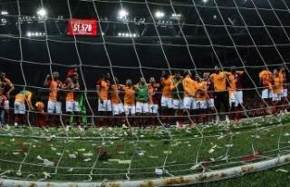 Galatasaray'ın Türkiye Kupası'ndaki final...
